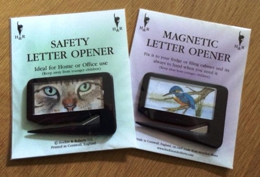 Safety Letter Openers