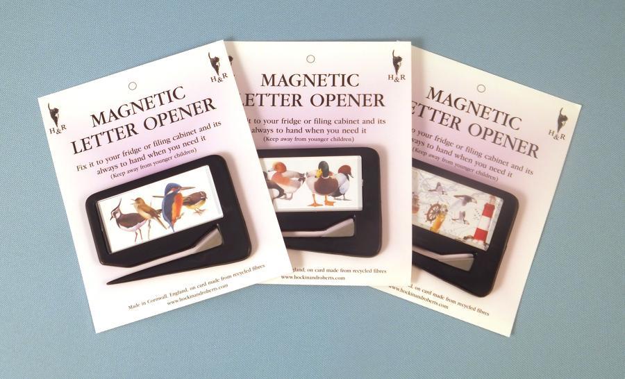 Magnetic Letter Opener