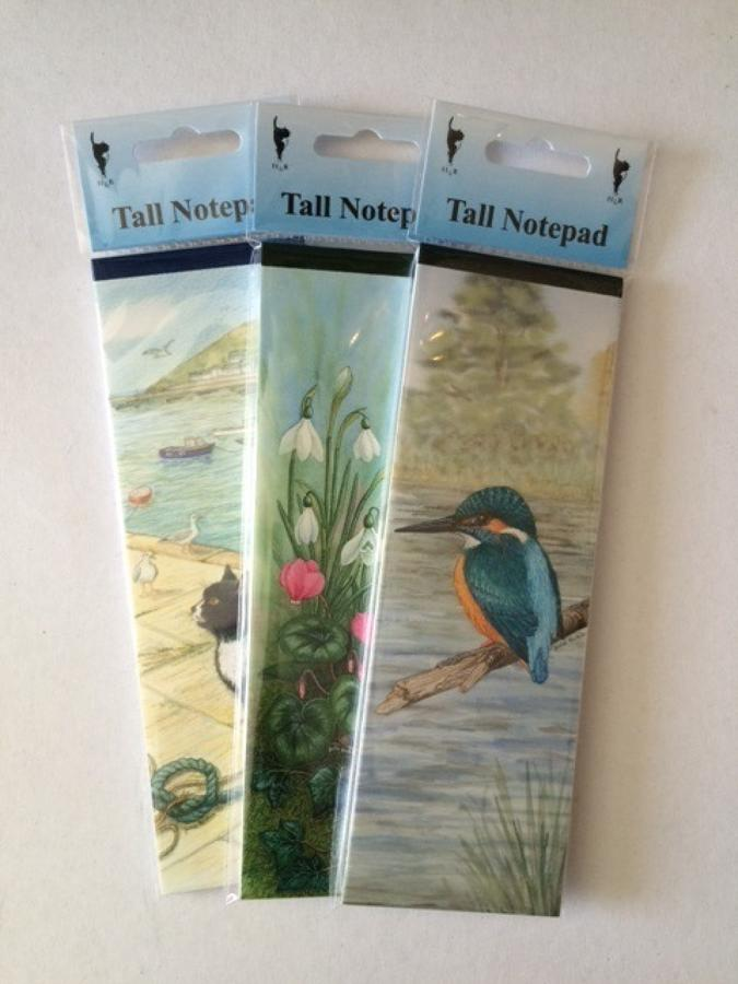 Tall Notepads