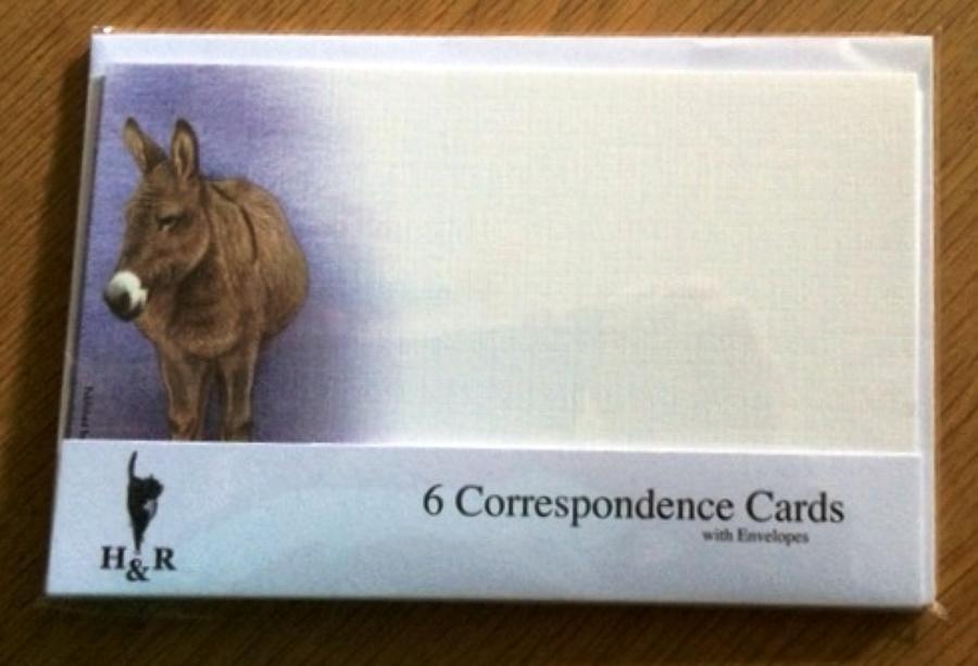 Plain Correspondence Cards