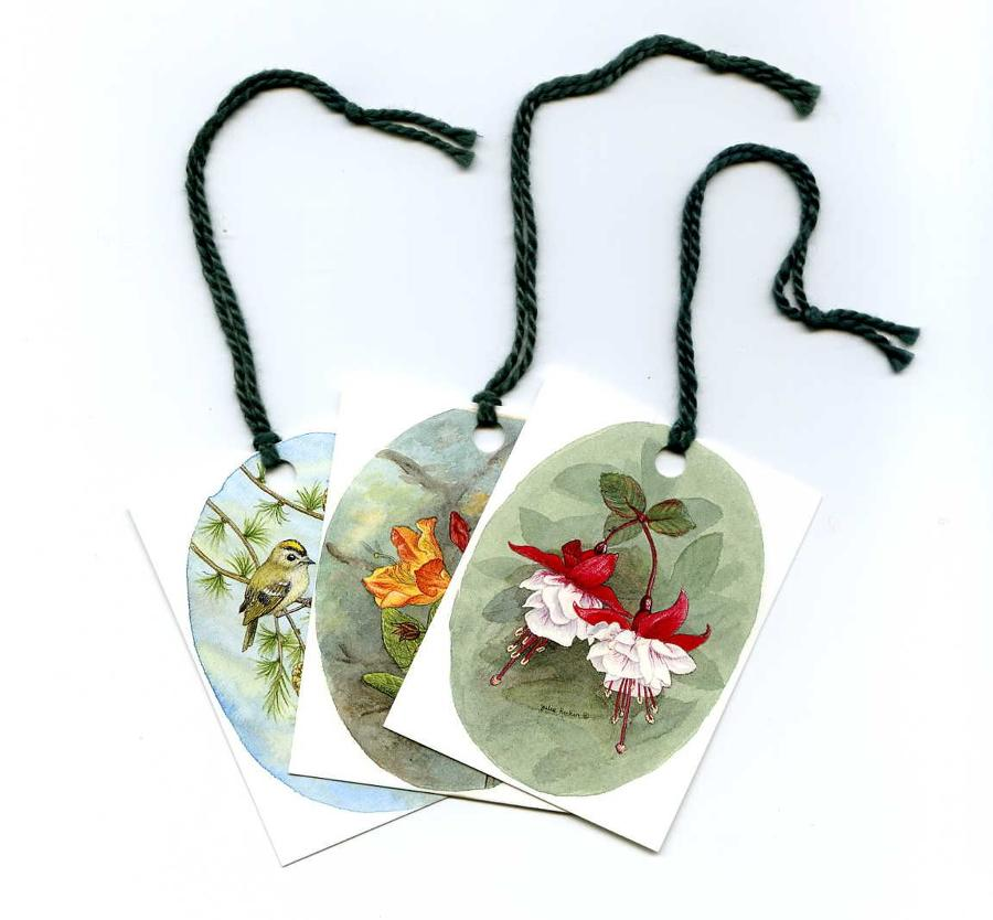 Strung Gift Tags