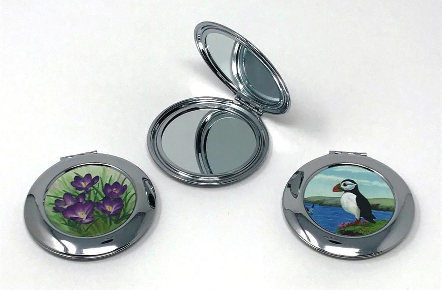 Compact Pocket Mirrors