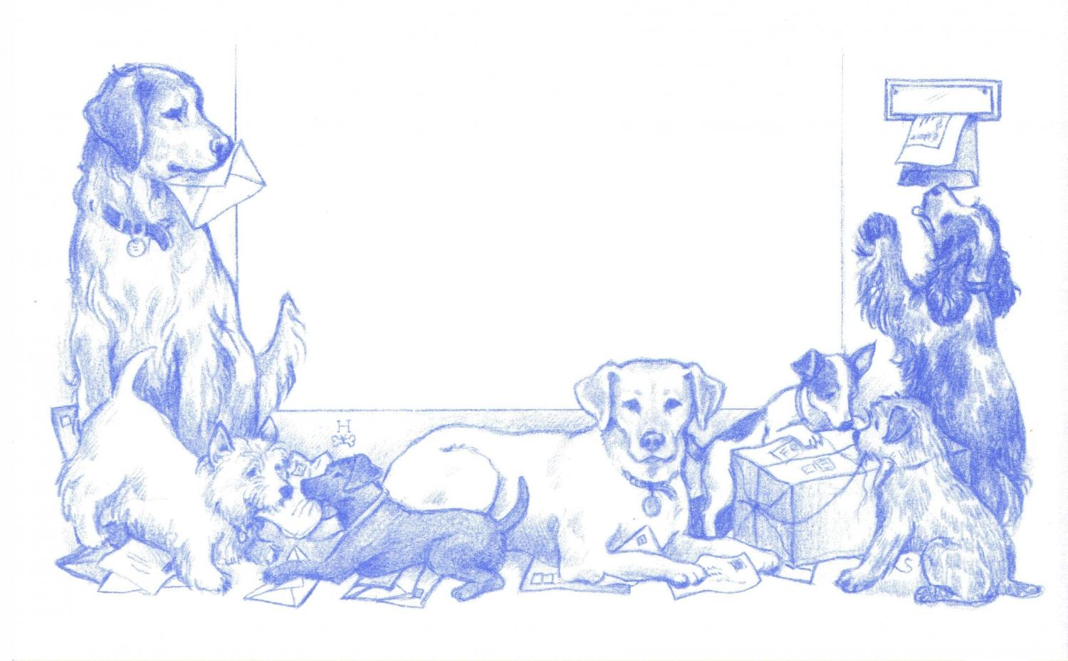 Recycling Set - Dogs