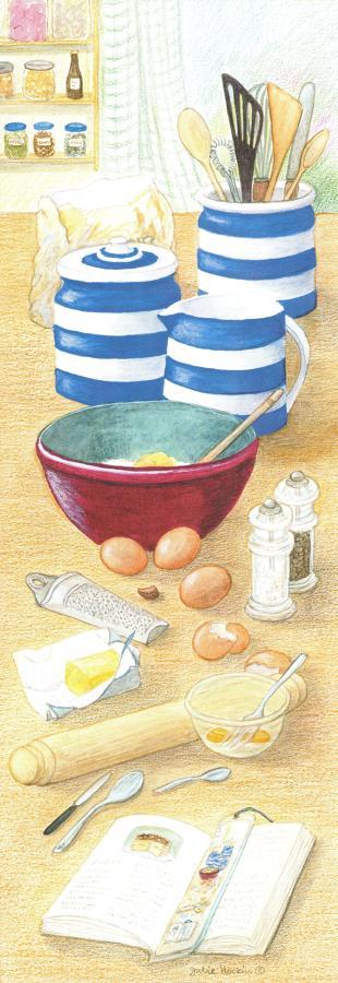 Cooks Bookmark
