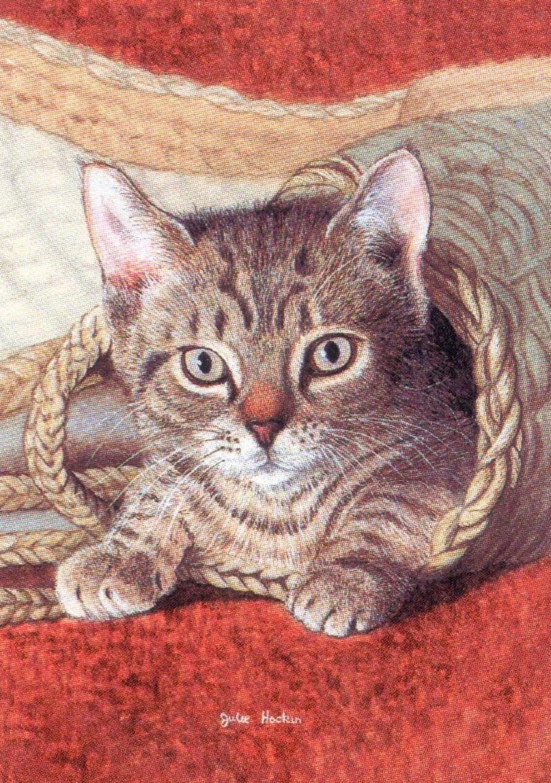 Rectangular Keyring - Basket of Mischief