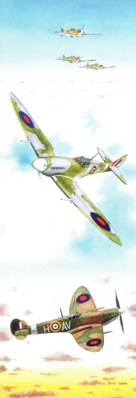 Bookmark - Spitfire