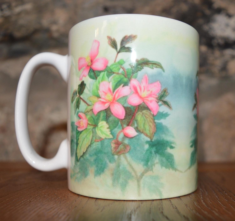 Mug - Clematis