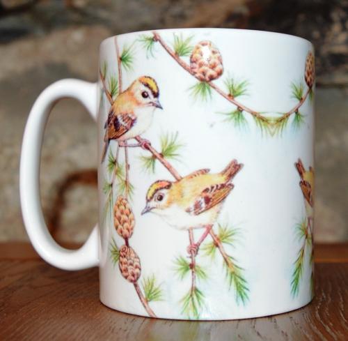 Mug - Goldcrest