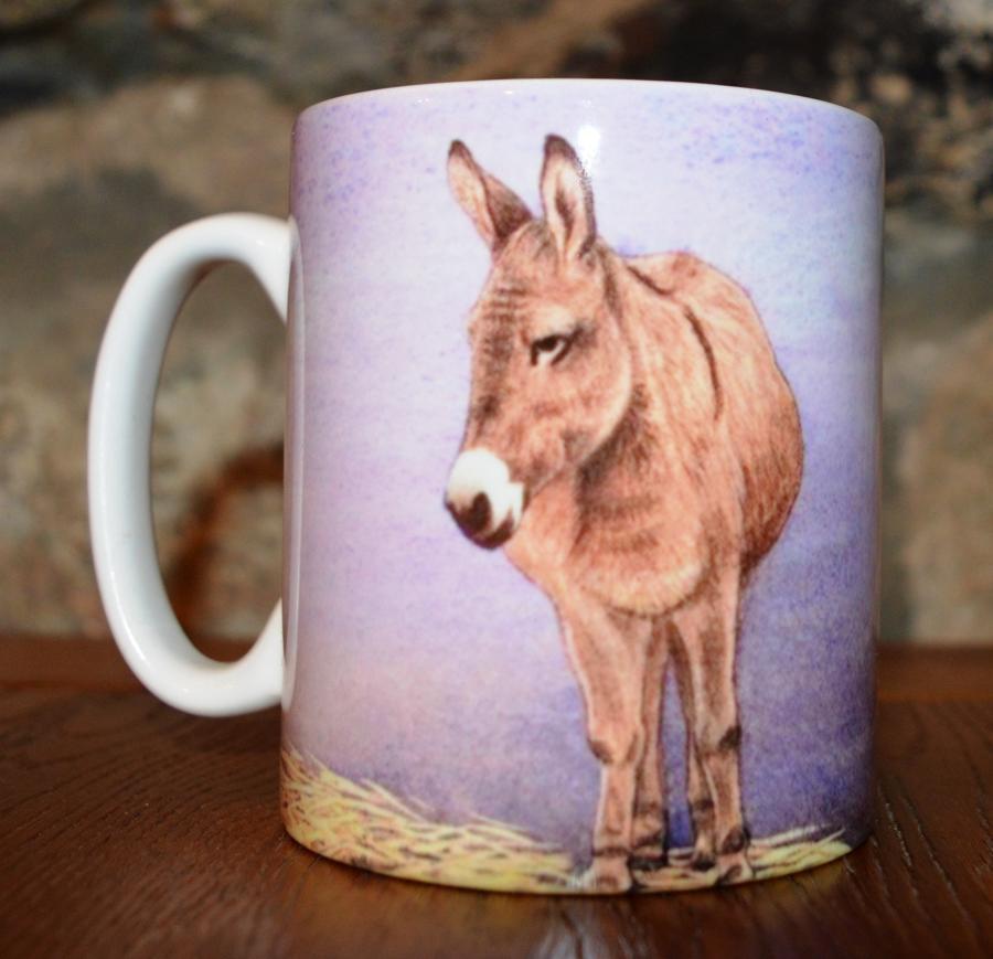 Mug - Donkey