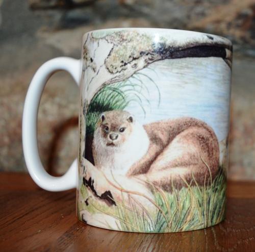 Mug - Taw the Otter