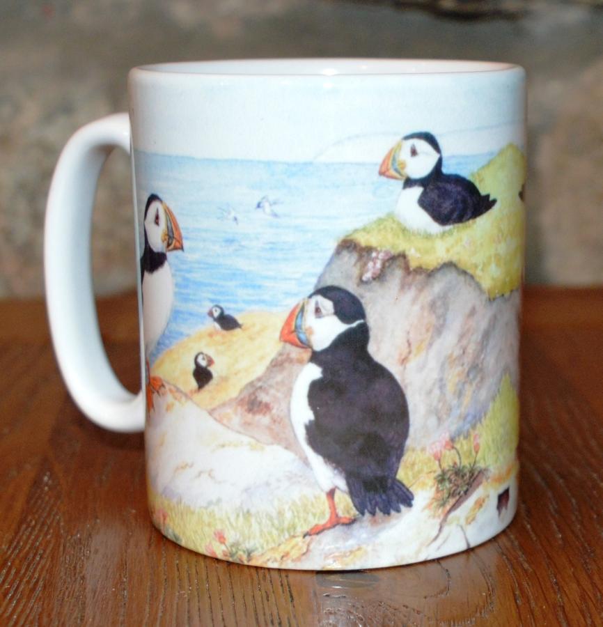 Mug - Puffin