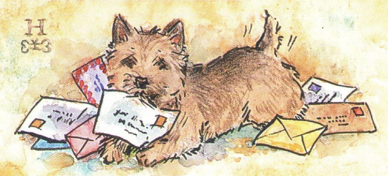 Letter Opener - Dog