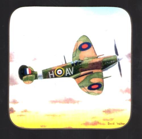 Coaster -  Spitfire