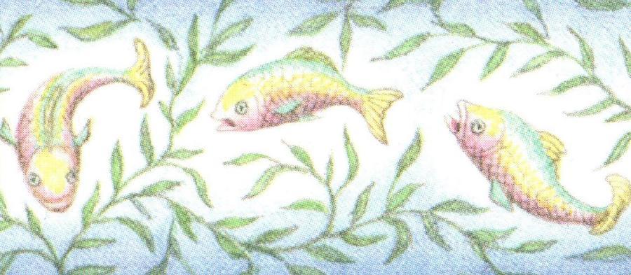Letter Opener - Fish