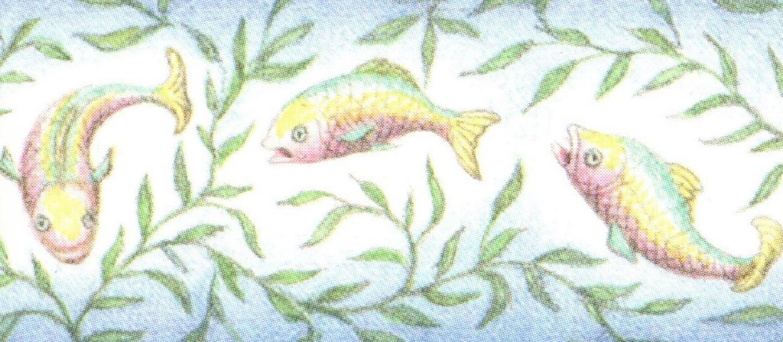 Magnetic Letter Opener - Fish