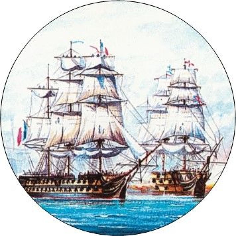 Compact Pocket Mirror - Trafalgar