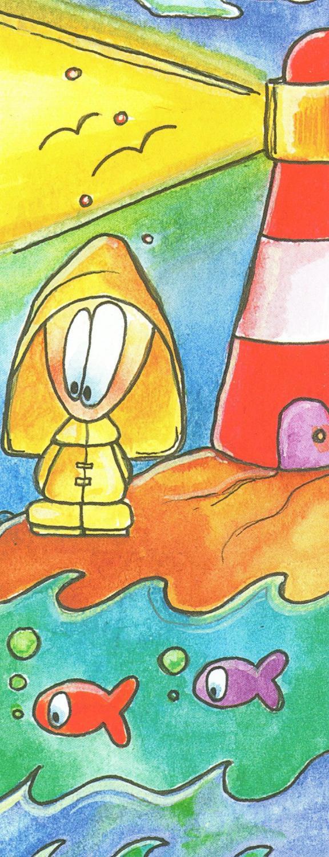 Bookmark - Lighthouse