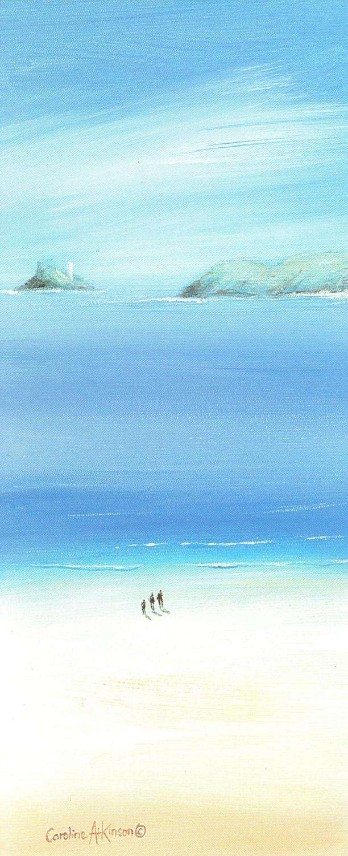 Tall Pad - Beachcomber