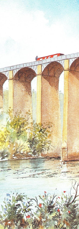 Tall Pad - Aquaduct