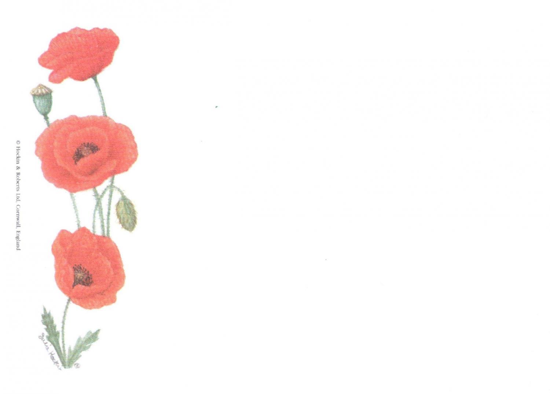 Sticky Notes - Poppy