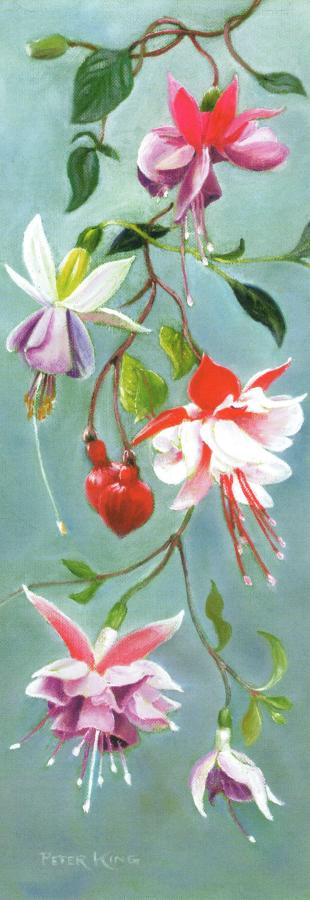 Bookmark - Fuchsia
