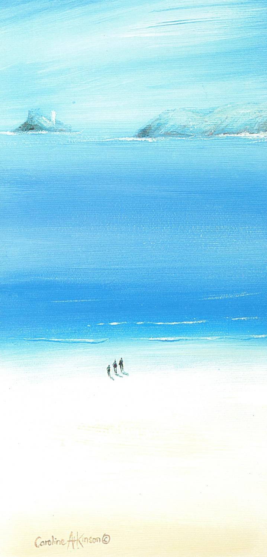 Tall Card - Beachcombers