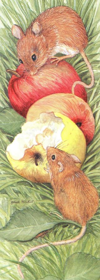 Bookmark - Field Mice