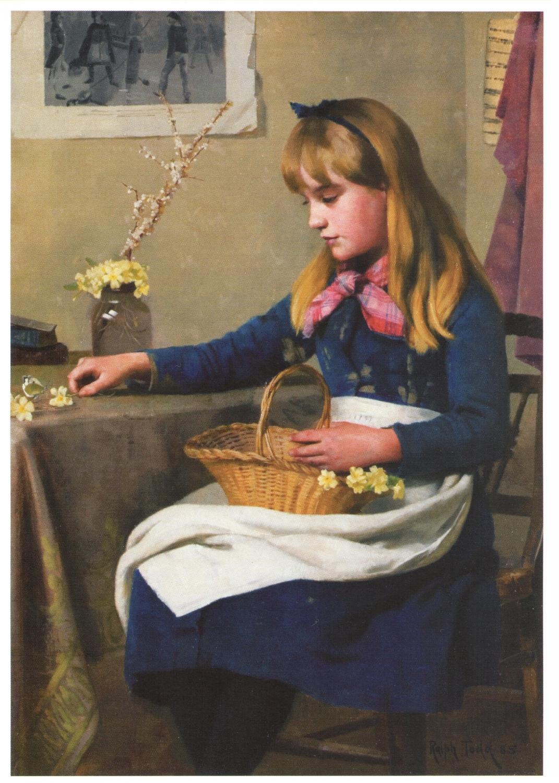 Card - Primrose Day