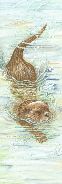 Pen & Pad Set - Otter